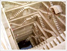 Stepwells Bawadi, Bundi