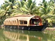 House Boat, Alleppey
