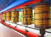 Prayer Wheels, Gangtok