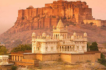 Colourful Heritage Rajasthan Tour Package